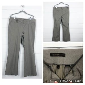 ~ The Limited - Exact Stretch ~ Grey Trousers